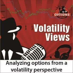 VOLATILITY VIEWS 337: Looking At Vol From A European Perspective