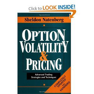 Option Volatility and Pricing